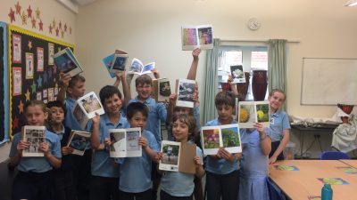 End of term journal parties