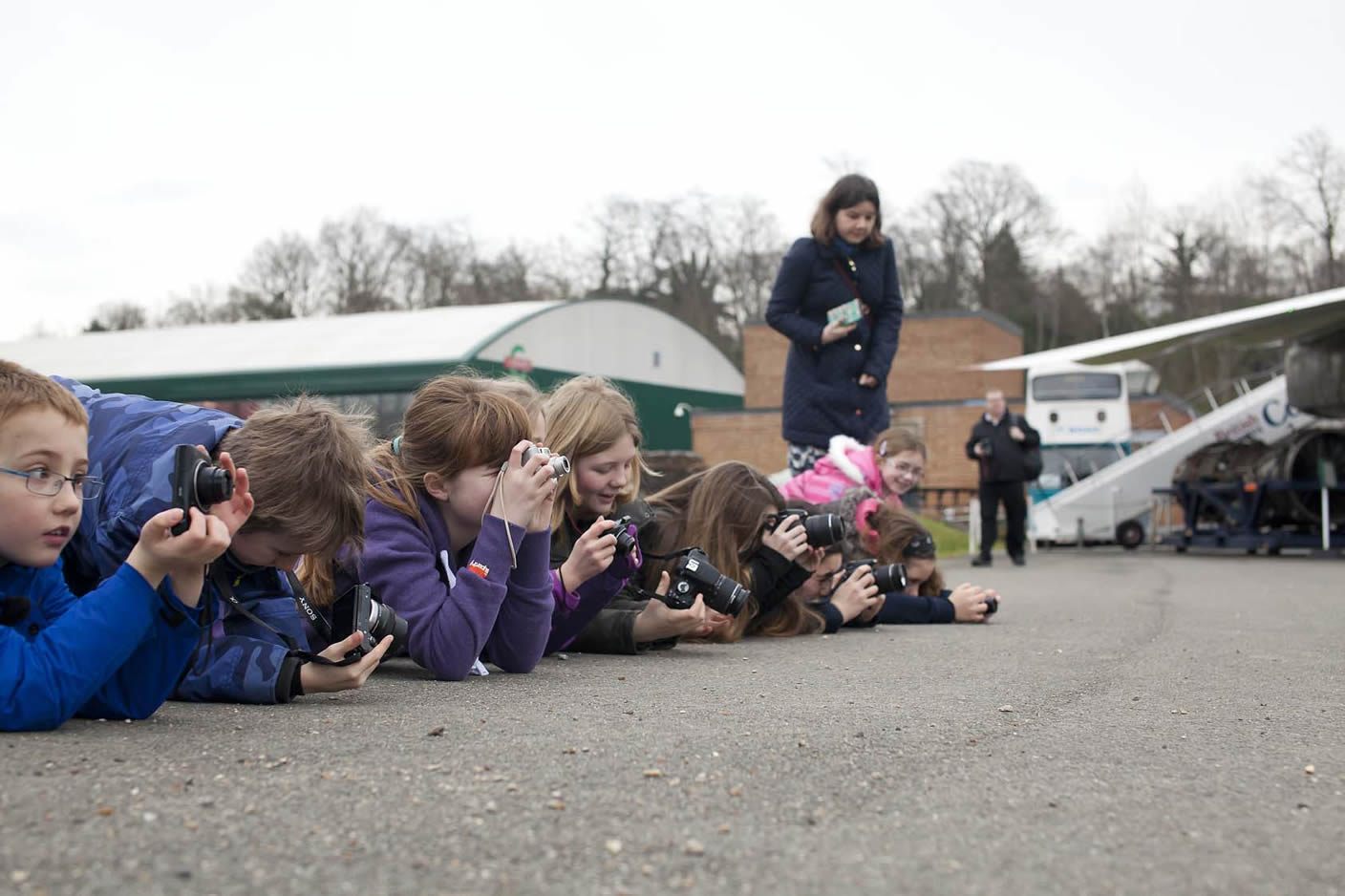 Brooklands photography courses for kids