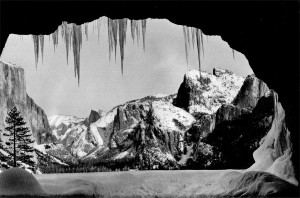 Ansel Adams Framing