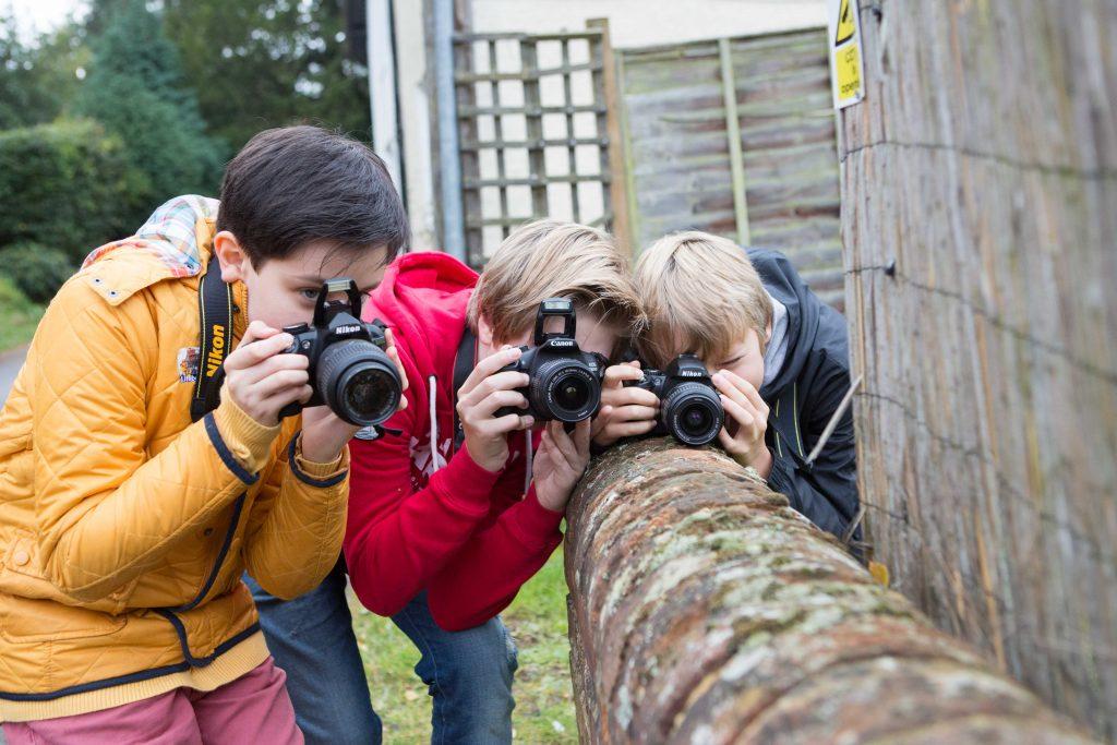 courses children course club autumn sharp shots