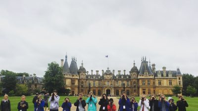 Waddesdon Manor Photography Course