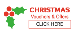 Christmas vouchers and offers