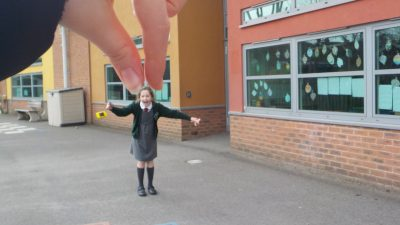 Perspective Photography at After School Club