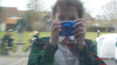 Photographic Treasure Hunt at After School Photography Club