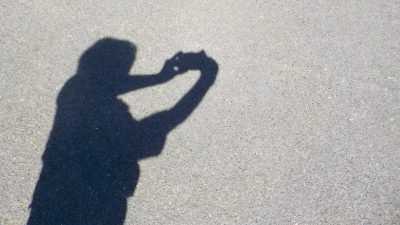 Shadows, Reflections & Selfies