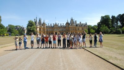 Photography Course at Waddesdon Manor