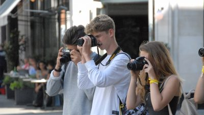 Street Photography at Nikon School