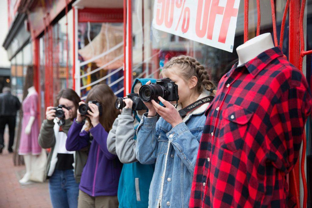 Duke of edinburgh photography course online silver bronze award classes kids teens children - 3