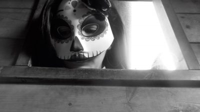 Photographing Halloween