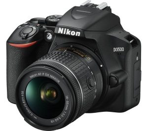 Nikon D3500 DSLR camera, Best camera for teenager, sharp shots photo club