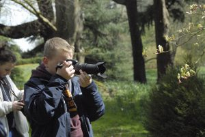 Photo course, waddesdon manor, photography, kids, teens, aperture, close up, easter holiday, sharp shots photo club