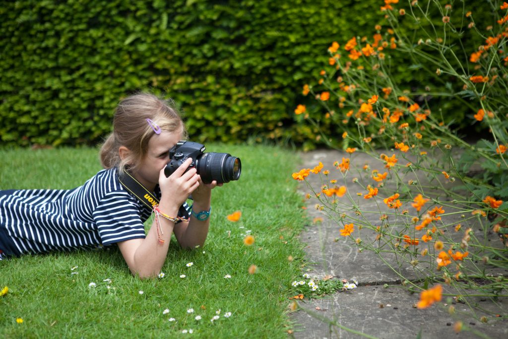 kids photography spring photographs perspective creative