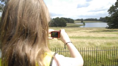 Photography courses at Tatton Park
