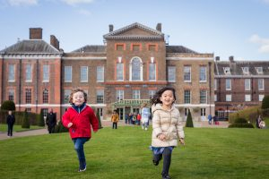 Kensington palace photography workshops for kids
