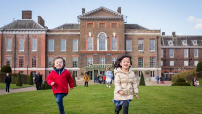 Kensington Palace Photography Workshops
