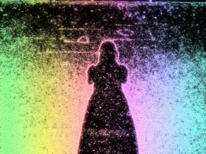 neon effect nikon coolpix w100 shadow