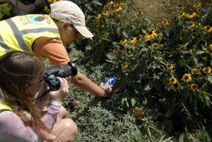 Summer holiday photography courses for kids in London