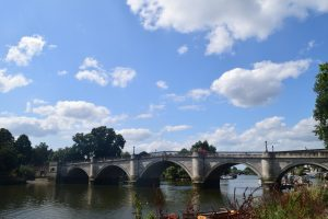 Views of the River Thames in Richmond