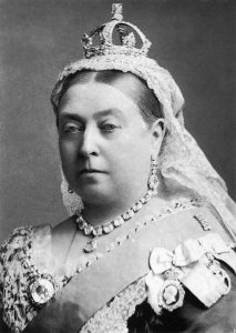 Photograph of Queen Victoria by Alexander Bassano