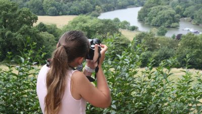 Summer holiday photography courses for teens