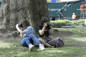 teens photography course in London