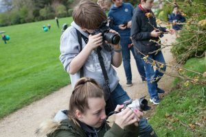Duke of Edinburgh Skills section photography course for teenagers