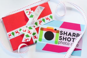 Christmas photography course voucher for kids and teens