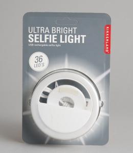 Selfie light for mobile phone