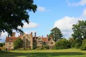 Borde Hill manor