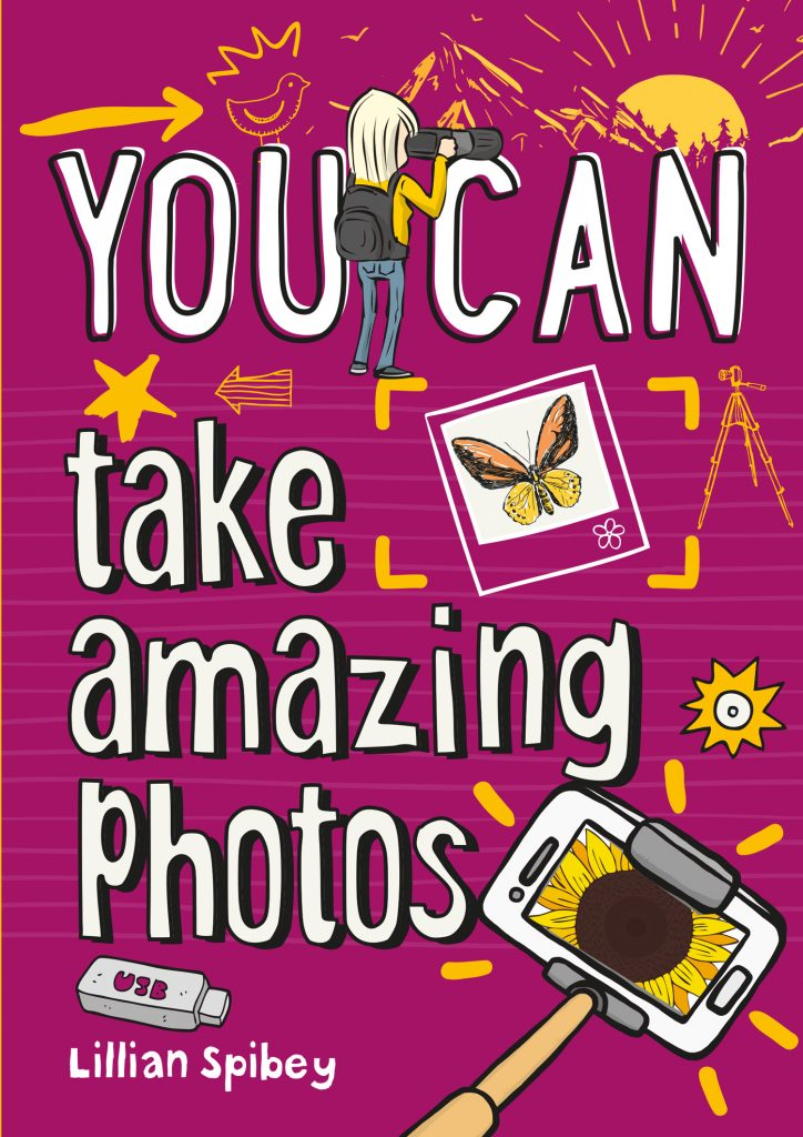 Photography book for kids