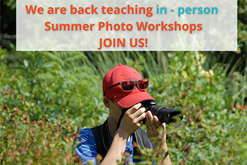 In-Person Photography Classes